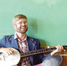 PHOENIX, AZ - JANUARY 30:  Radio host Adam Schein attends SiriusXM at Super Bowl XLIX Radio Row at the Phoenix Convention Center on January 30, 2015 in Phoenix, Arizona.  (Photo by Cindy Ord/Getty Images for SiriusXM)