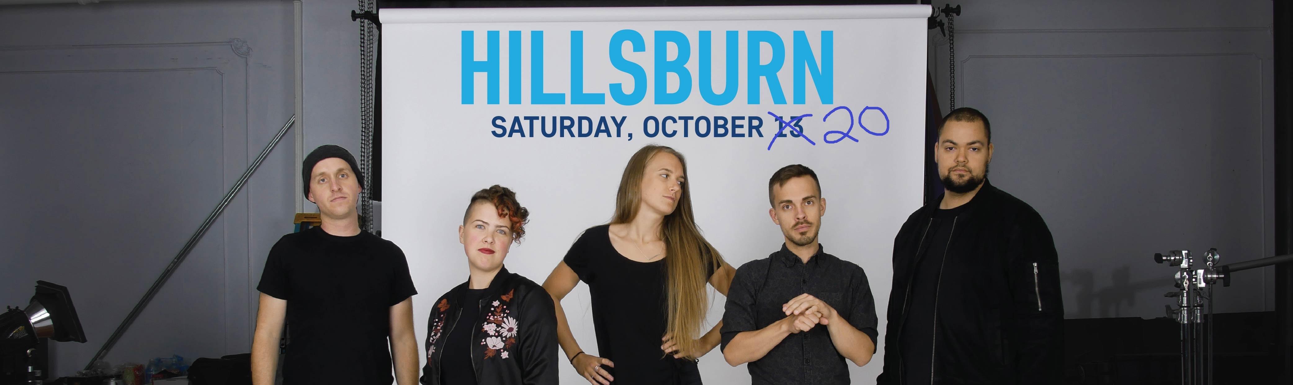 Fall Concert Series Digital Banners-Hillsburn rescheduled